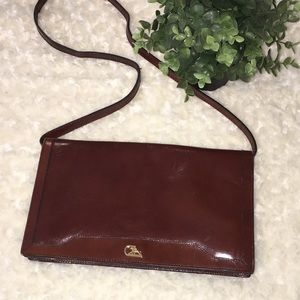 Leather Handbag made in Florence